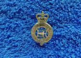 HOUSEHOLD DIVISION CAP BADGE